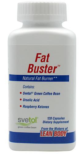 Fat Buster Labrada Nutrition (120 cap)