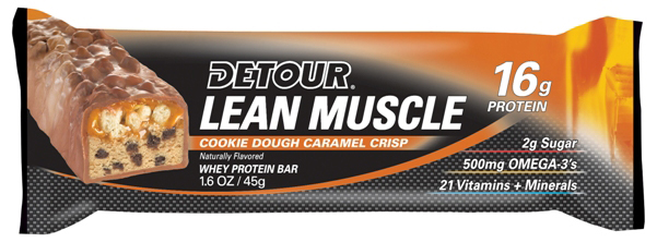 Detour Lean Muscle Protein Bar (45 гр)