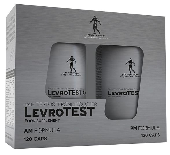 LevroTest AM PM formula Kevin Levrone (2 x 120 кап)