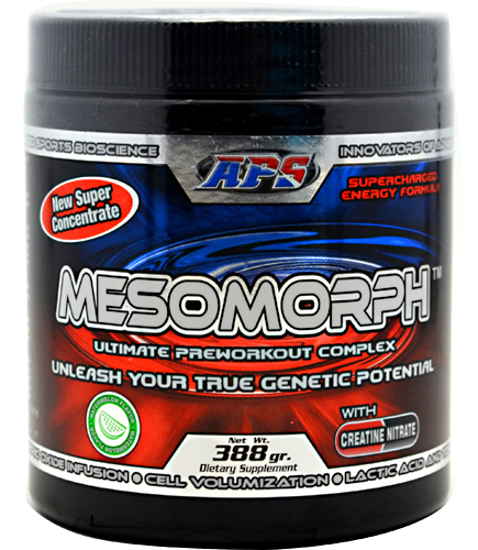 Mesomorph APS Nutrition (388 гр)