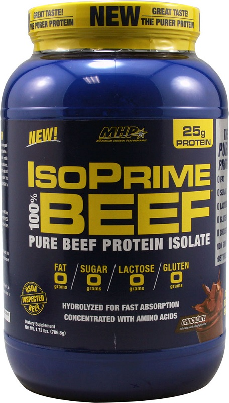 IsoPrime 100% Beef MHP (738-784 гр)