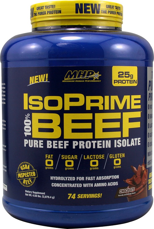 IsoPrime 100% Beef MHP (1950-2072 гр)