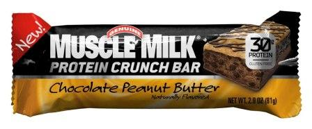 Muscle Milk Protein Crunch Bar CytoSport (82 гр)