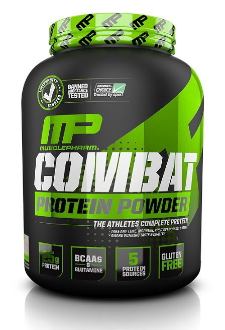 Combat Powder Sport Series MusclePharm (1814 гр)
