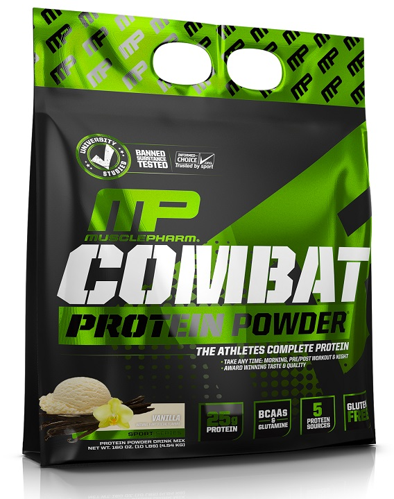 Combat Powder Sport Series MusclePharm (4540 гр)