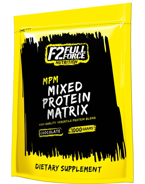 MPM Mixed Protein Matrix F2 Full Force Nutrition (1000 гр)