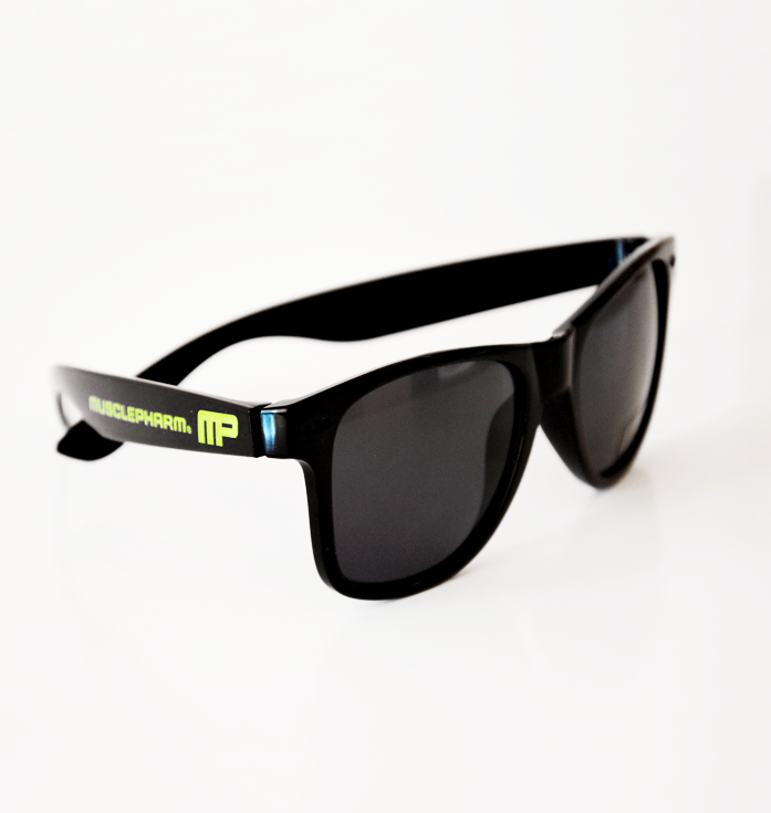 Sunglasses black MusclePharm
