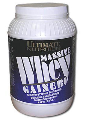 Massive Whey Gainer (2 кг)