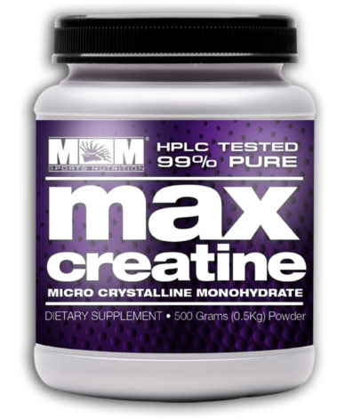 Crystalline Max Creatine Max Muscle (1000 гр)