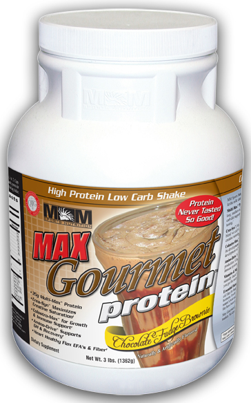 Max Gourmet Protein Max Muscle (1362 гр)