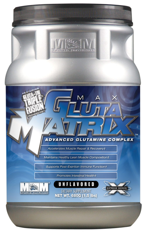 Max Gluta-Matrix Max Muscle (680 гр)