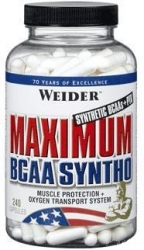 Maximum BCAA Syntho (120 кап)