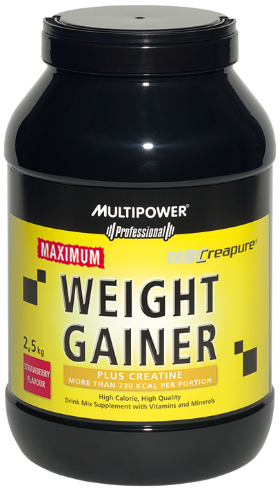 Maximum Weight Gainer Plus (2,5 кг)