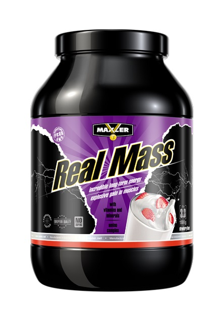 Real Mass Maxler (1500 gr)