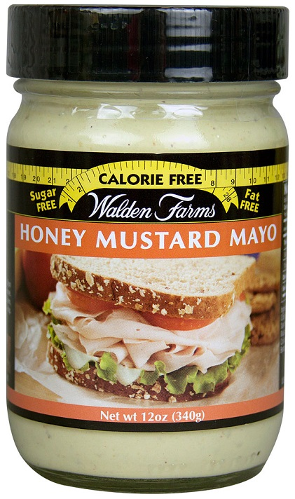 Honey Mustard Mayo Walden Farms (340 gr)