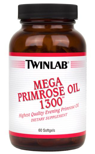 Mega Primrose 1300 Oil Twinlab (60 softgel)