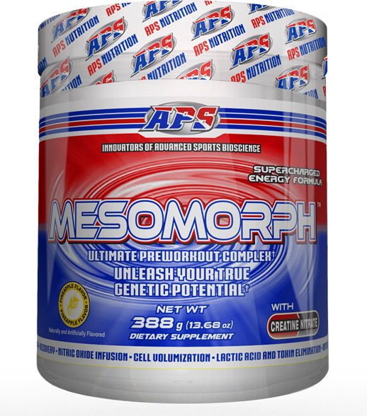 Mesomorph V3.0 APS Nutrition (388 гр)