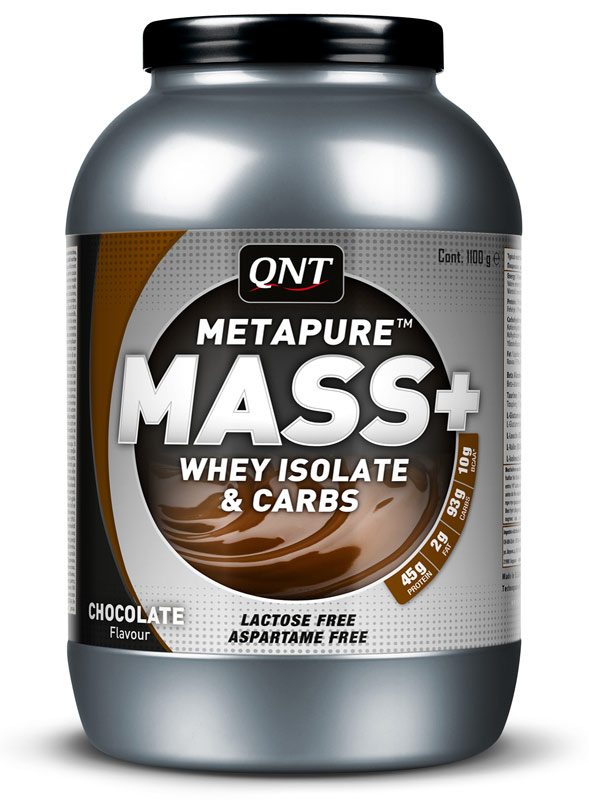 Metapure Mass+ QNT (2,5 кг)
