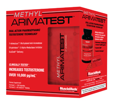 Methyl ARIMATEST (216 tab)