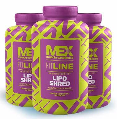 Lipo Shred MEX Nutrition (120 таб)