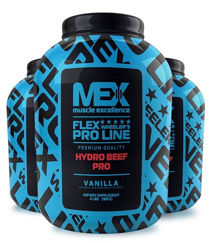 Hydro Beef Pro MEX Nutrition (1816 гр)