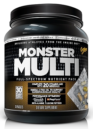 Monster Multi CytoSport (30 пак)