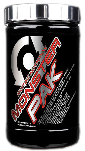MONSTER PAK SCITEC NUTRITION (60 пак)