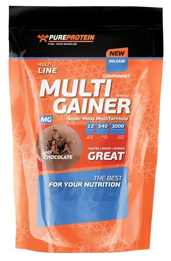 MultiComponent Gainer PureProtein (1000 гр)