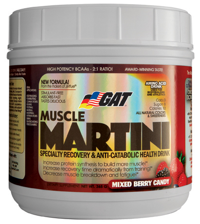 Muscle Martini GAT (365 gr)