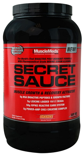 Secret Sause MuscleMeds (1410 g)
