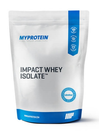 Impact Whey Isolate Myprotein (1000 гр)