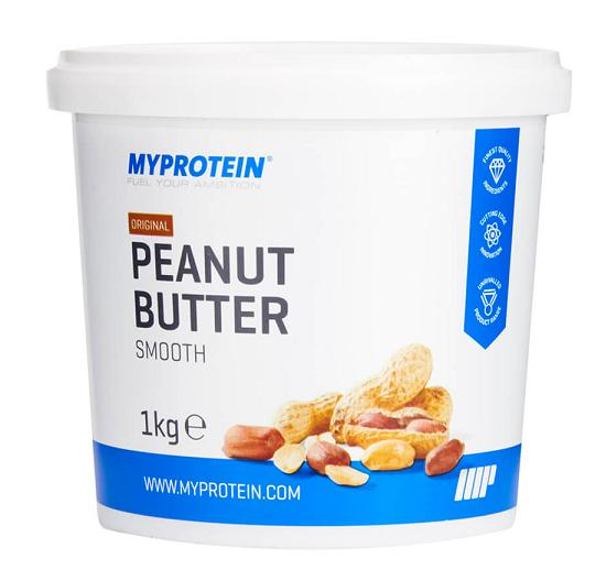Peanut Butter Natural Smooth Myprotein (1000 гр)