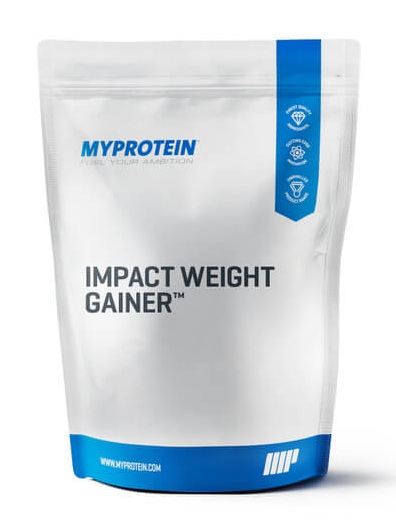 Impact Weight Gainer Myprotein (2500 гр)