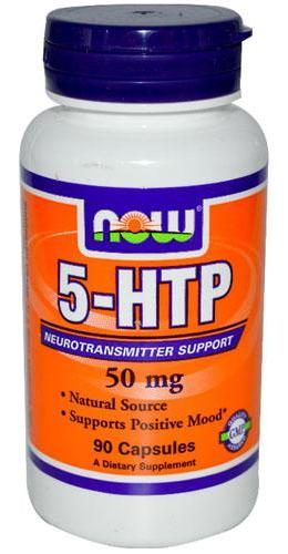 5-HTP 50 mg NOW (90 cap)