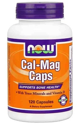 Cal-Mag Caps NOW (120 cap)
