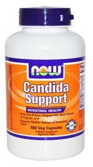 Candida Support NOW (180 veg cap)
