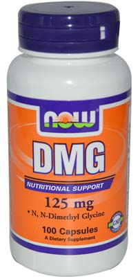 DMG 125 mg (100 Cap)