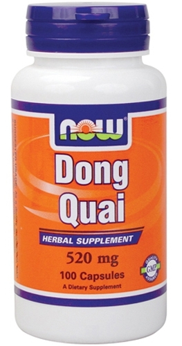 Dong Quai 520 mg NOW (100 кап)
