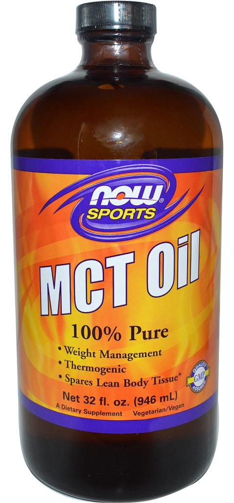 MCT Oil NOW (32 fl. oz. - 946 ml)