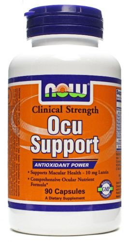 Ocu Support Clinical Strength NOW (90 кап)