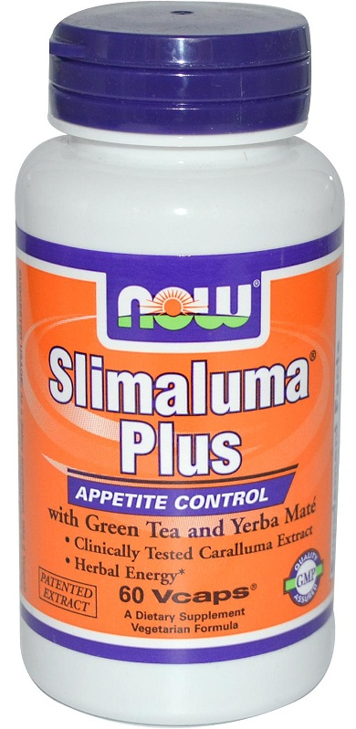 Slimaluma Plus NOW (60 вегетарианских капсул)