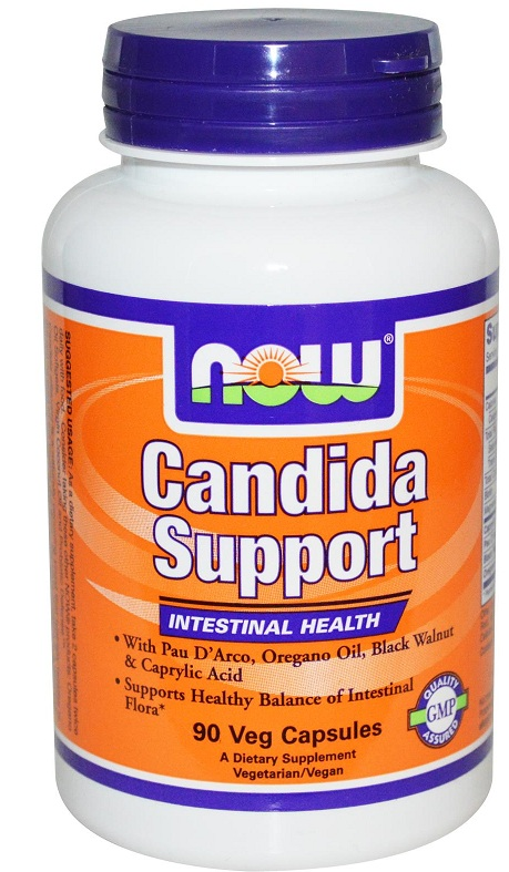 Candida Support NOW (90 veg cap)