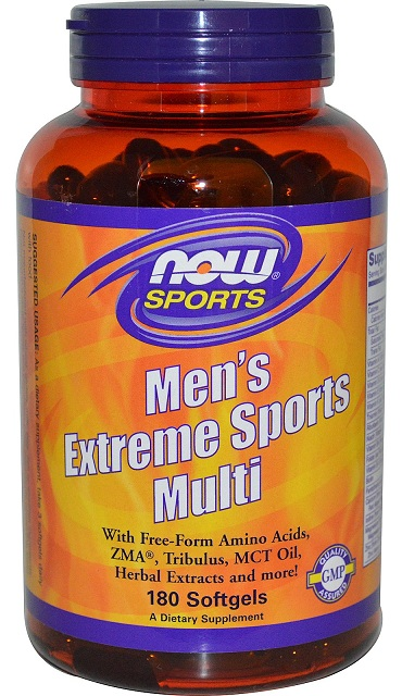 Men's Extreme Sports Multi NOW (180 гель кап)