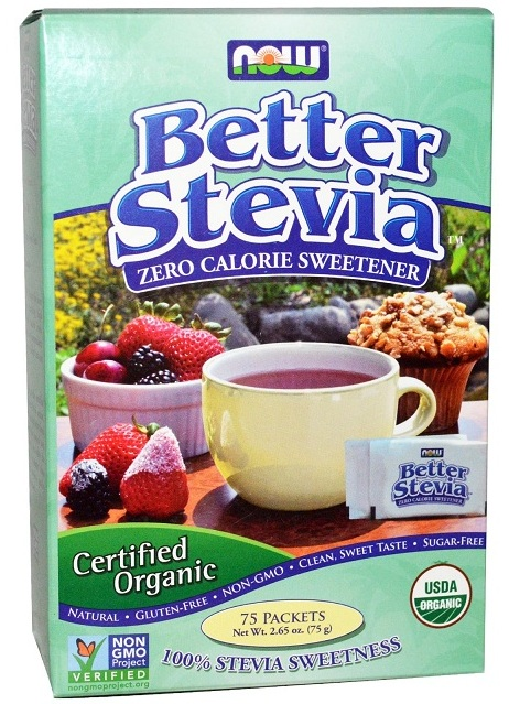 BetterStevia Packets NOW (100 Packets/Box)
