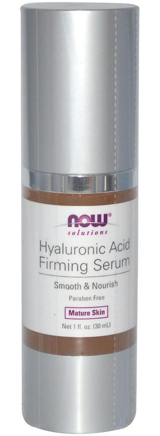 Hyaluronic Acid Firming Serum NOW (30 ml)