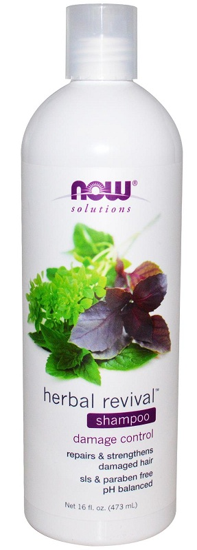 Herbal Revival Shampoo NOW (473 мл)