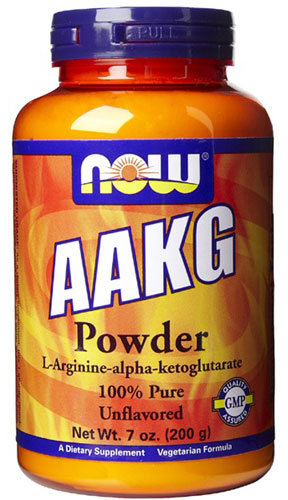 AAKG Pure Powder NOW (200 гр)