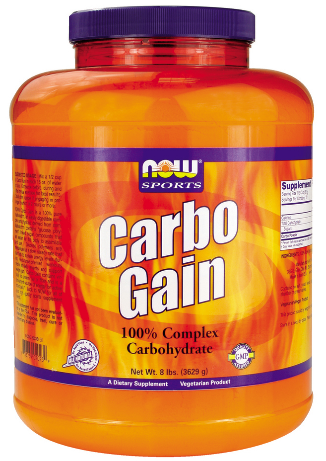 Carbo Gain NOW (3629 гр)