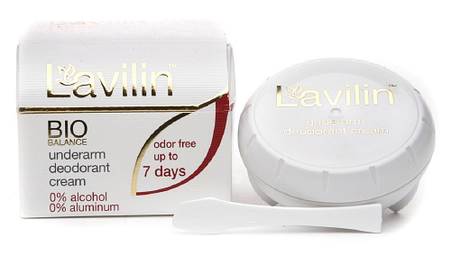 Lavilin Underarm Deodorant Cream NOW (12,5 gr)