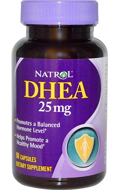 DHEA 25 mg Natrol (90 caps)